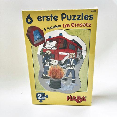 Haba 6 erste Puzzles Im Einsatz