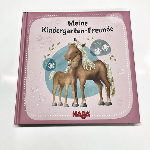 Meine Kindergarten-Freunde Pferde