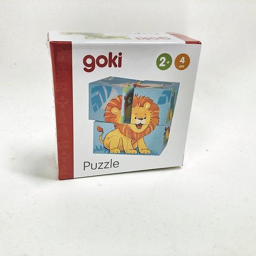 Goki Puzzle Zoo