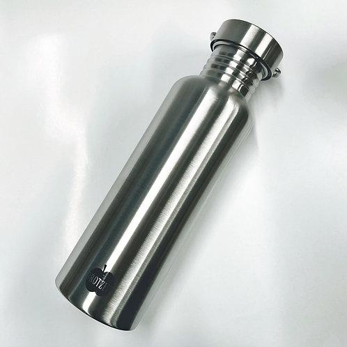 Brotzeit Trinkflasche aus Edelstahl 750ml