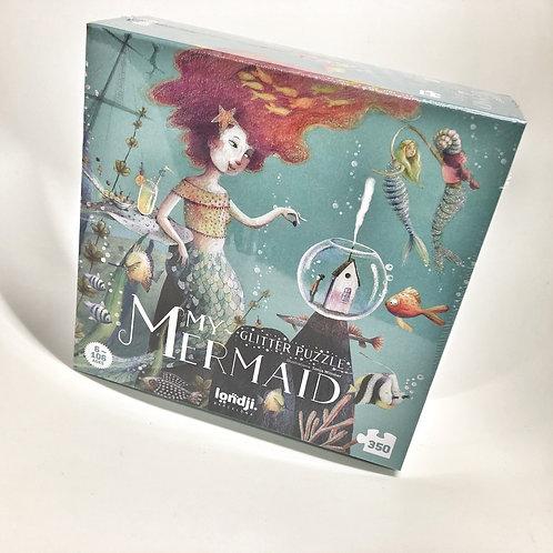 Londji Puzzle Mermaid 350 Teile