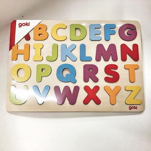Goki Puzzle ABC