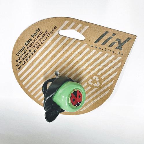 Liix Scooter Bell Käfer grün