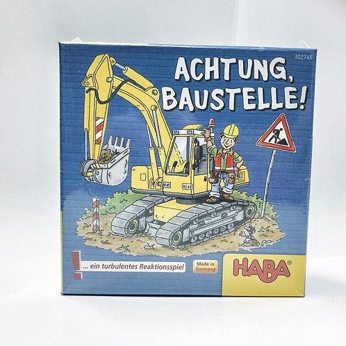 Spiel Achtung Baustelle!