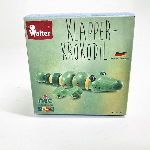 Walter Klapper Krokodil