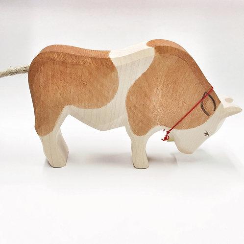 Ostheimer Stier braun Kuh