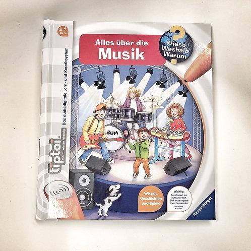 Ttiptoi Alles über die Musik