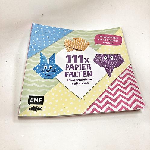 EMF 111 Papierfalten Tiere Origami