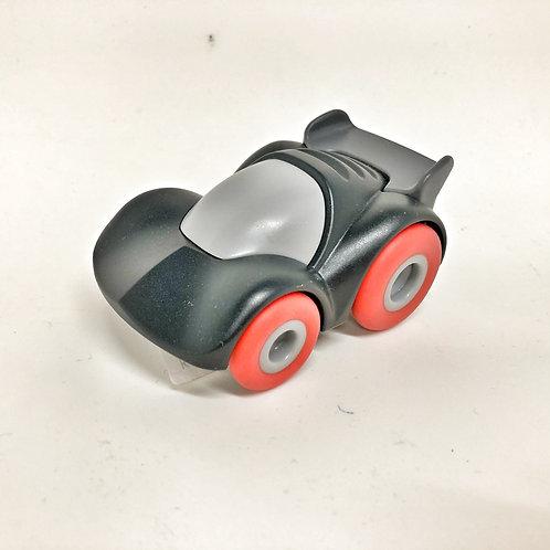 Haba Auto Kullerbü schwarz mit Schwungmotor