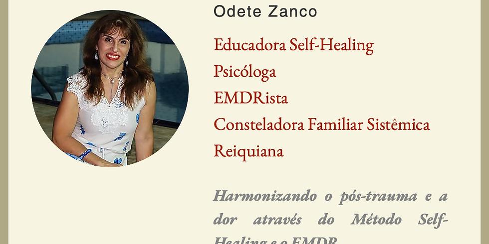 Harmonizando o pós-trauma e a dor através do Método Self-Healing e o EMDR.