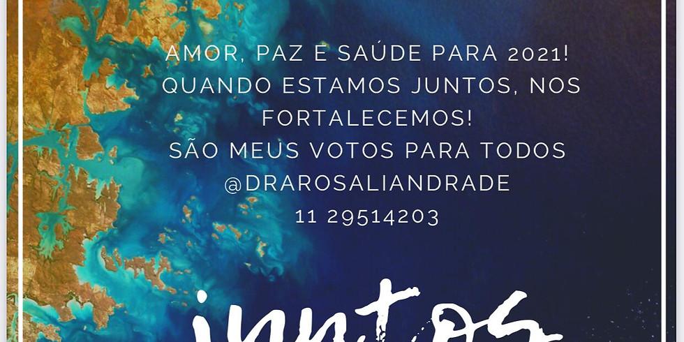 Rosali Andrade: Cartão de Natal