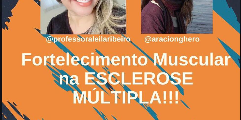 Live: Fortalecimento Muscular na Esclerose Múltipla!!!