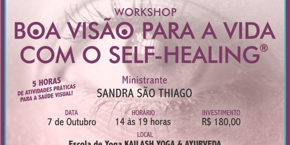Boa Visão para a vida com Sandra São Thiago
