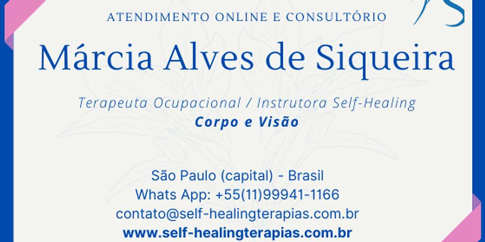 AGENDE Presencial e Teleconsulta c/ Márcia A. de Siqueira