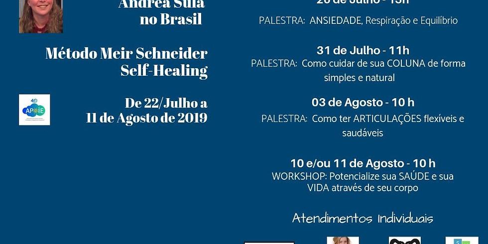 SP - METRÔ V.MADALENA: ANSIEDADE, Respiração e Equilíbrio