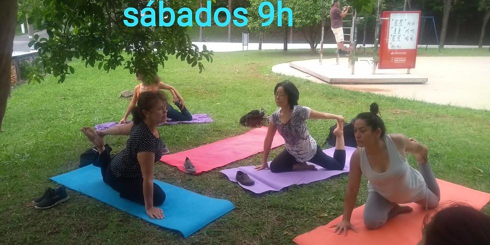 Bairro Jd. São Paulo - SP: Self-Healing e Yoga