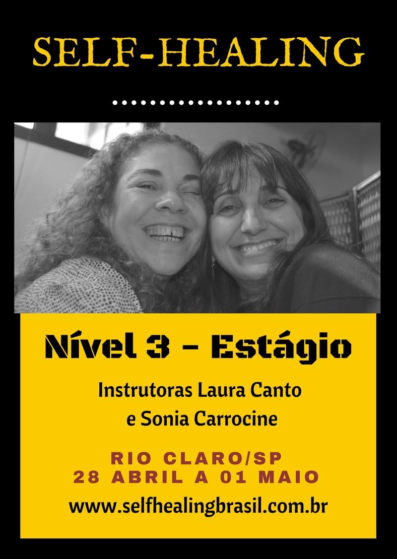 2018 Laura_&_Sonia_Nivel_3_estágio
