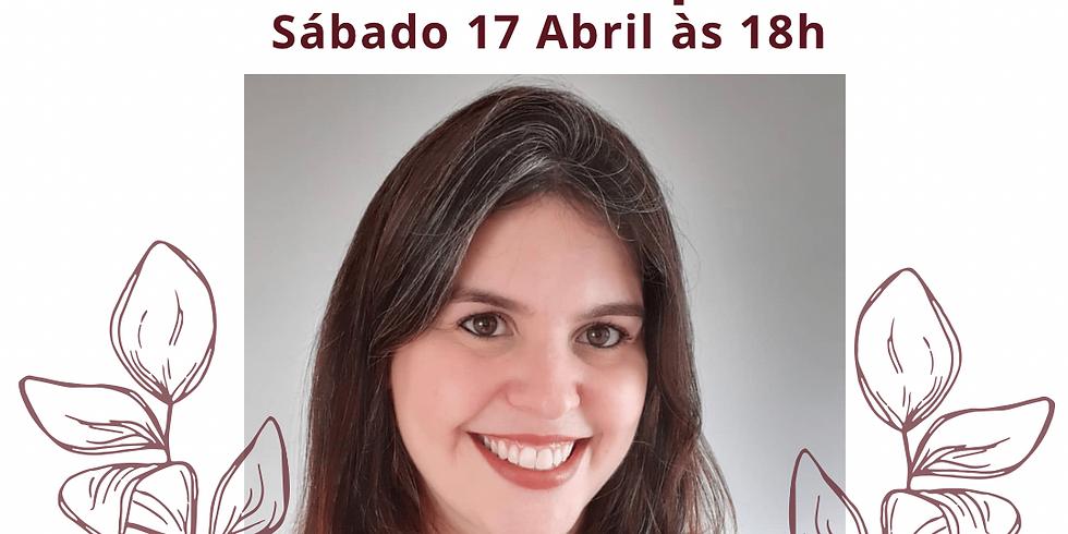 LIVE: Self-Healing para alívio da Ansiedade, com Luciana Crepaldi