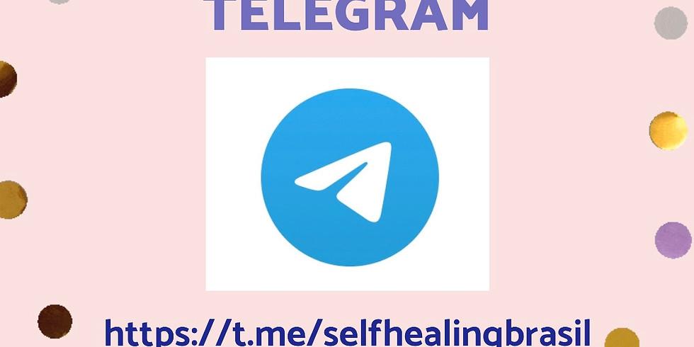 TELEGRAM: Acesse AGORA nosso Canal