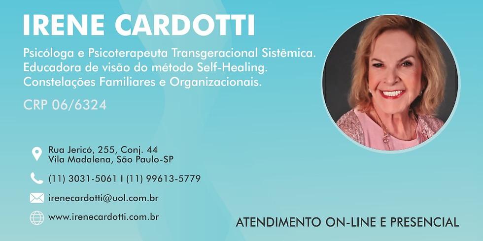AGENDE Consulta Presencial e Online c/ Irene Cardotti