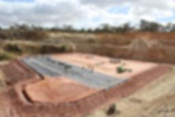 Stawell landfill, asbestos, rubbish, waste, skip bin hire