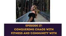 Conquering the Chaos with Fitness and Community with Jessica Winkelhausen Smith