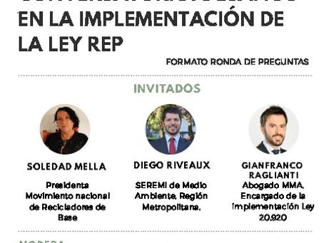 Conversatorio: Desafíos en la la implementación de la LEY REP