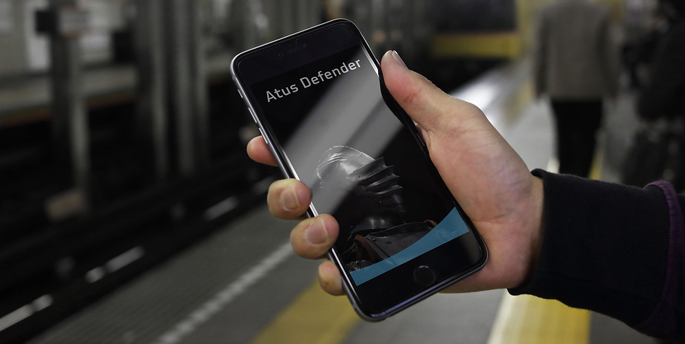 Atus Defender - the safety app of choice