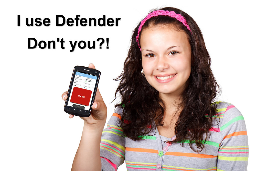 Atus Defender for university students