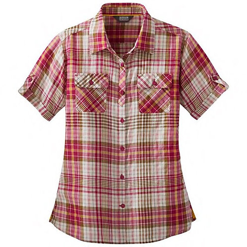 Outdoor Research WOMEN'S MELIO S/S SHIRT Large
