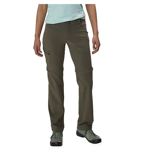 Outdoor Research Ferrosi Convertible Pant - Women's Size 8 Mushroom