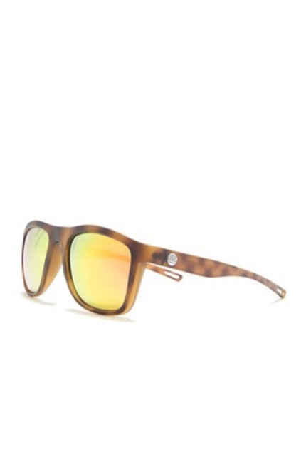 Sunski Navarro Polarized Sunglasses Tortoise Flair