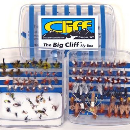 CLIFF OUTDOORS BIG CLIFF FLY BOX