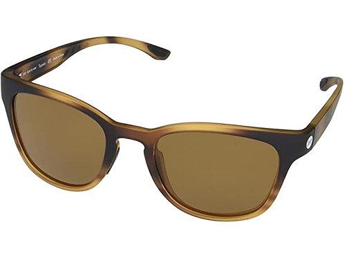 Sunski Topekas Polarized Sunglasses Tortoise Indigo