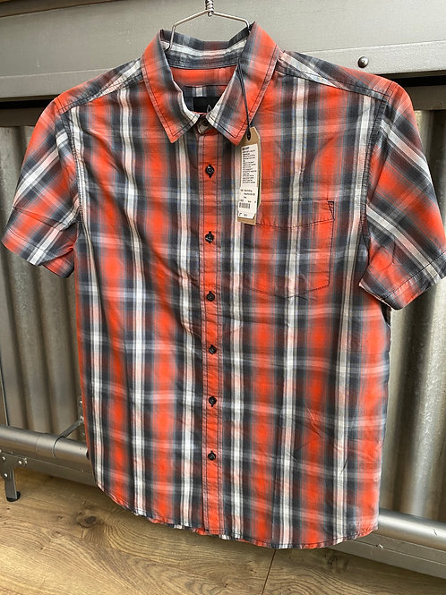 Prana Mick S/S Shirt Small
