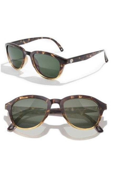 Sunski Challet Tortoise Forest Polarized Sunglasses