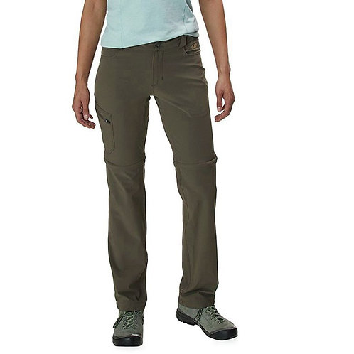 Outdoor Research Ferrosi Convertible Pant - Women's Size 8