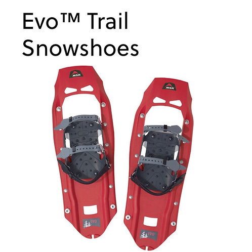 MSR EVO Trail Snowshoes