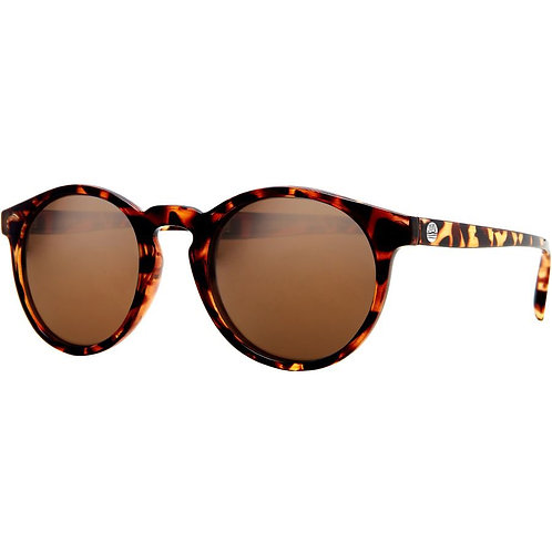 Sunski Dipsea Polarized Sunglasses Tortoise Amber