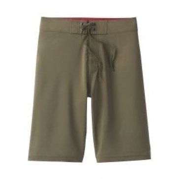 prAna Sediment Short 11in Inseam Mens, Cargo Green, Size 34