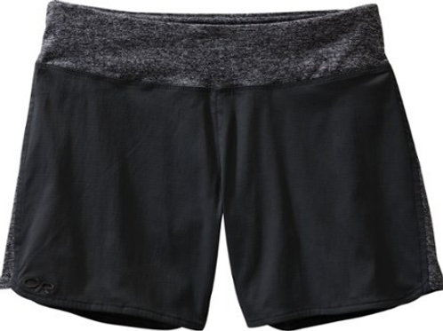 Zendo Shorts Black - Women's Size 8