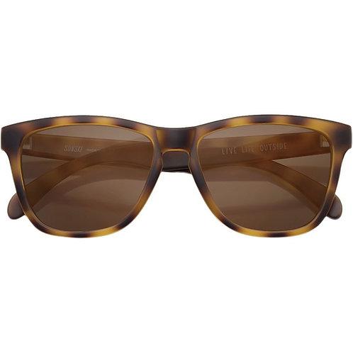 Sunski Madronas Polarized Sunglasses Brown