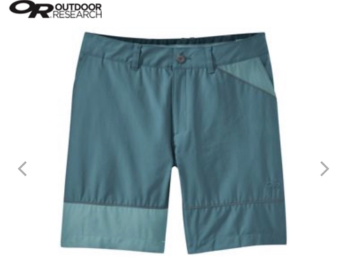 Outdoor Research W's QUARRY SHORTS Medium