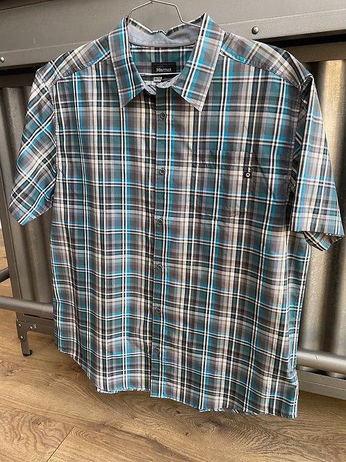 Marmot Dobson S/S Shirt XXL