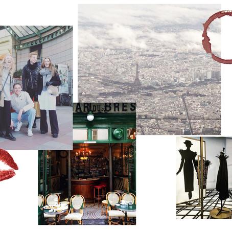 Oui – merci – Paris!