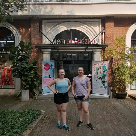 Studietur til Guangzhou, Kina