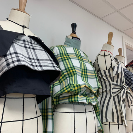 Ruter Skjorte Prosjekt