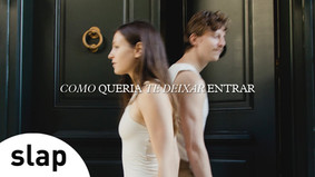 "Clipe ""Como Queria Te Deixar Entrar"" de Gustavo Bertoni e Giovanna Moraes"
