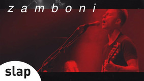 """Clipe ao vivo Scalene """"Zamboni"""""""
