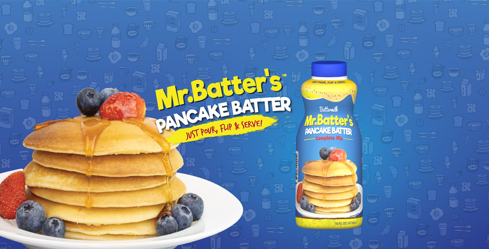 Mr.Batter's Liquid Batter
